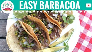 How Make Barbacoa