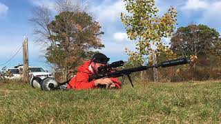 The Quest for the 1/4 Mile Air Rifle Shot: Testing the Hunters Supply Short Shroud