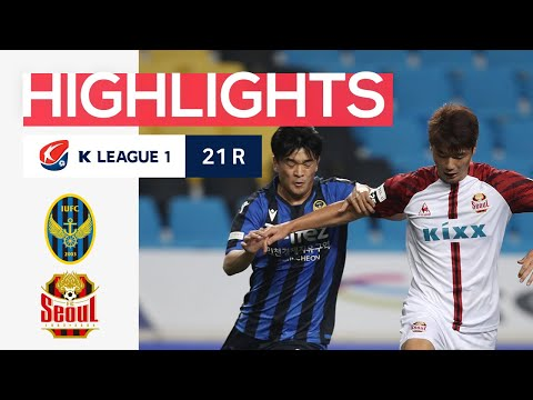 Incheon Seoul Goals And Highlights