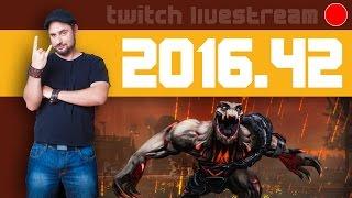 Let's Play Livestream 2016 #42 - Meltdown, Saints Row IV