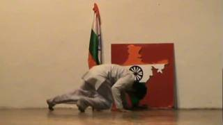 maa tujhe salaam . Solo Dance on Vande matram AR Rehman