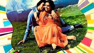 Karwaten badalte rahe. Aapki Kasam (1974) Lata Mangeshkar & Kishore Kumar. R D Burman (Pancham)