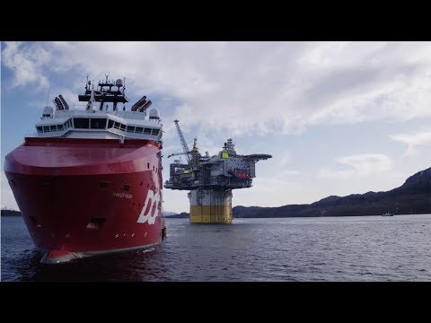 Aasta Hansteen Sail Away