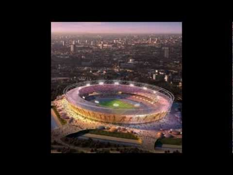 Donna Africa on Heart Radio my Role in London 2012 Olympic Games as heard News Bulletin Feb 2012