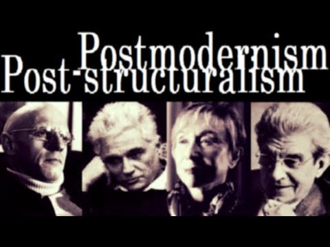 Noam Chomsky - Postmodernism and Post-structuralism