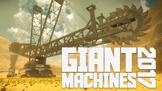 Giant Machines 2017 - Teaser Trailer