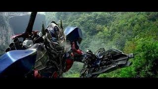 TRANSFORMERS - L'ÂGE DE L'EXTINCTION : bande annonce du film VF