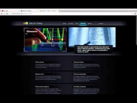 Finalmente il sito di come investire con le opzioni binarie ed forex 23  1 + 2012