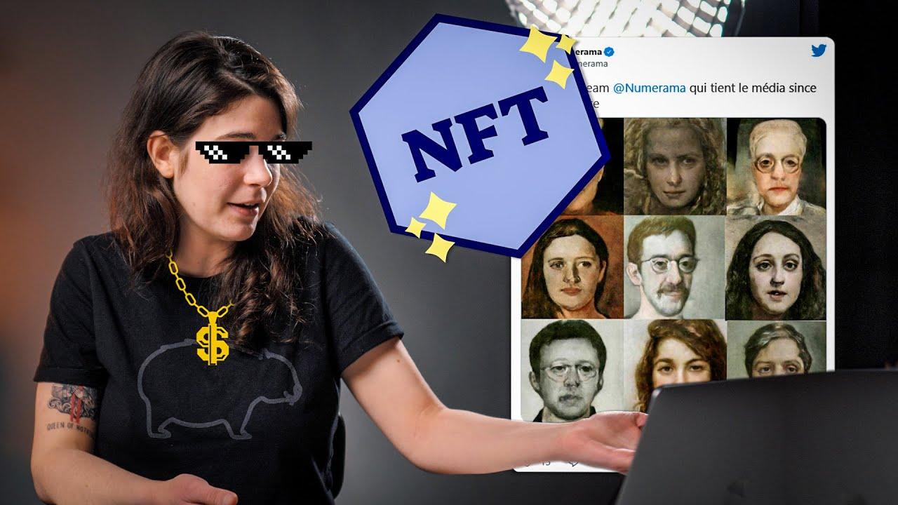 Download On a vendu un NFT : arnaque, ou véritable révolution ?