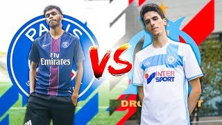 OM VS PSG | LE CLASSICO AVANT L'HEURE !