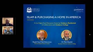 Islam & Purchasing A Home In America | Guidance Residential, Islamic Home Financing USA