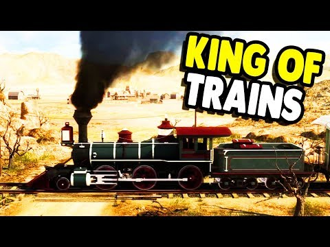 TRAIN STRATEGY TYCOON - CLASSIC AMERICAN STEAM TRAINS | Railway Empire Campaign Gameplay #2