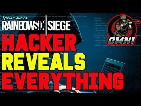 HACKER Reveals Everything - Rainbow Six Siege