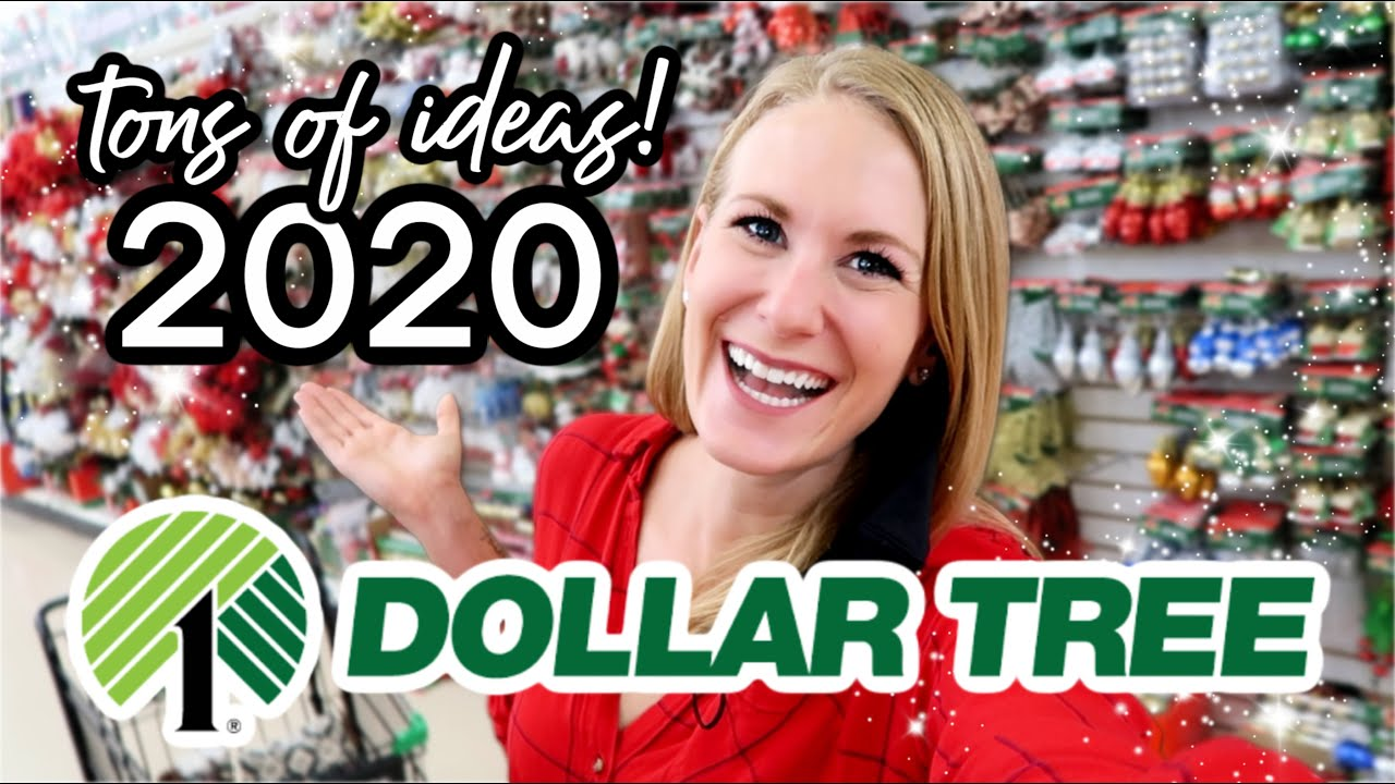 *NEW* 2020 DOLLAR TREE CHRISTMAS SECRETS! 🌟 (DIYs and huge stock up!)