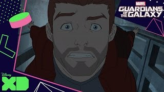 Guardians of the Galaxy: Shorts | Star Lord vs Modok! | Disney XD