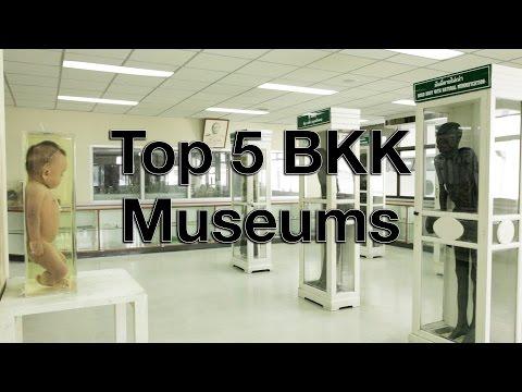 Top 5 Bangkok Museums You Should Visit
