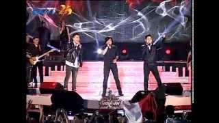 "Dewa Feat. Ari Lasso, Dedy, Rizal 'Armada' ""Separuh Nafas"" - Simfoni Untuk Bangsa"