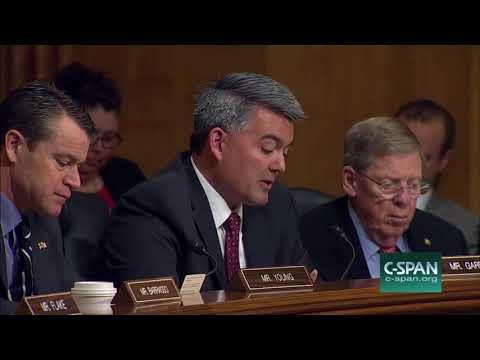 Concerns Raised Presidents (TRUMP) Stability Nuclear Authority Hearing 11/2017