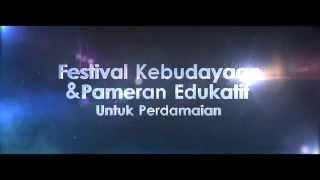 FESTIVAL KEBUDAYAAN & PAMERAN EDUKATIF UNTUK PERDAMAIAN - SOKA GAKKAI INDONESIA