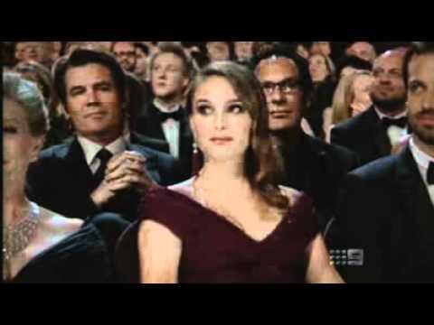 Natalie Portman wins best actress