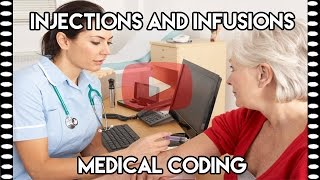Coding Injections and Infusions | Medical Coding Training