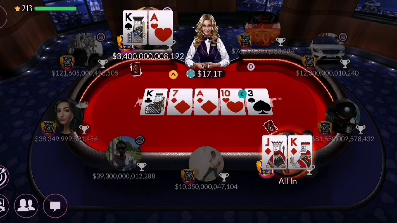 Beautiful Poker High Table For Trillion Youtube