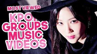 «TOP 50» MOST VIEWED KPOP GROUPS MUSIC VIDEOS OF 2018 (May Week 4)