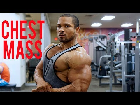 CHEST WORKOUT FOR MASS 104