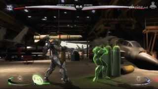 Análisis Injustice Gods Among Us - PS3/X360/Wii U