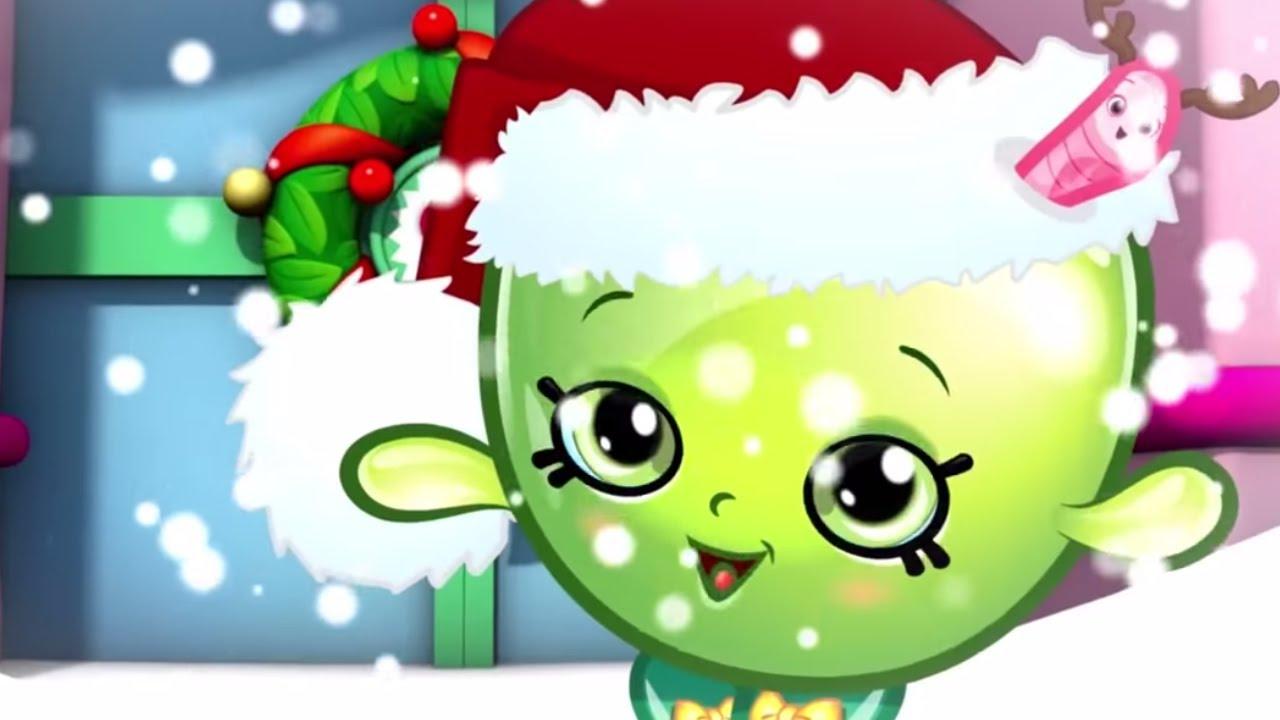 SHOPKINS SHOPVILLE CARTOON SPECIAL NEW COMPILATION | CHRISTMAS ...