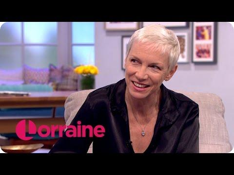 Annie Lennox On Her Charity Work | Lorraine