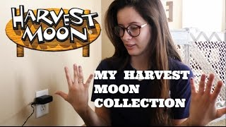 UPDATED HARVEST MOON COLLECTION