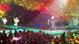 Bad Bunny Te Bote Remix Live from AmericanAirlines Arena in Miami, FL 2019 X100pre Concert.mp3