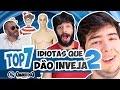 Idiotas que dão Inveja 2 | Top 7 | QminutosQ S02E51