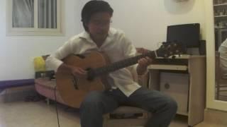 Biển tình - fingerstyle guitar solo