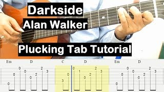 Download Darkside Guitar Lesson Chords Plucking Tab Tutorial Guitar Lessons for Beginners