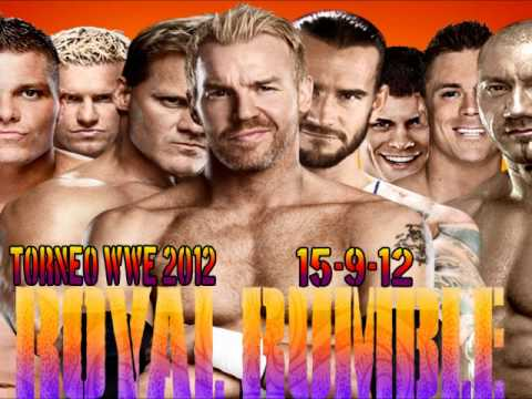 TW2012 Royal Rumble  2  Living In A Dream