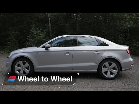 BMW 2 Series Coupe Vs Mercedes-Benz CLA Vs Audi A3 Saloon Video 3 Of 4