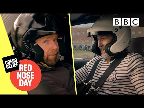 Top Gear Prank W/ Hidden Stunt Driver In Boot! - Comic Relief 2019
