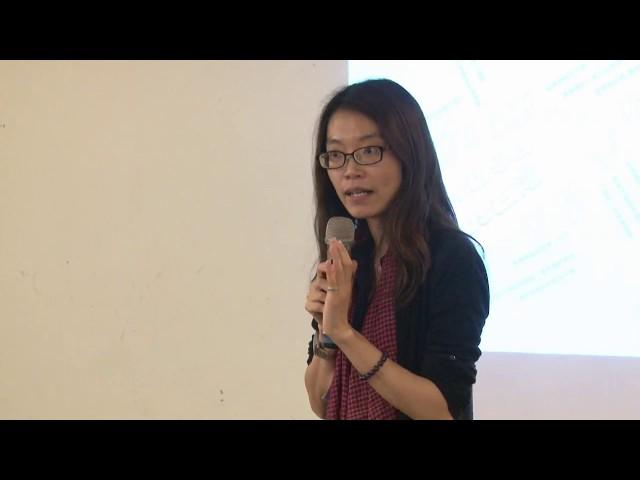 林雅萍主講《壓迫的第六張臉》2017 世界哲學日plus 台灣
