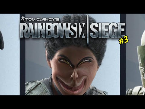 Rainbow Six Siege # 3 (Try Not To Laugh) |