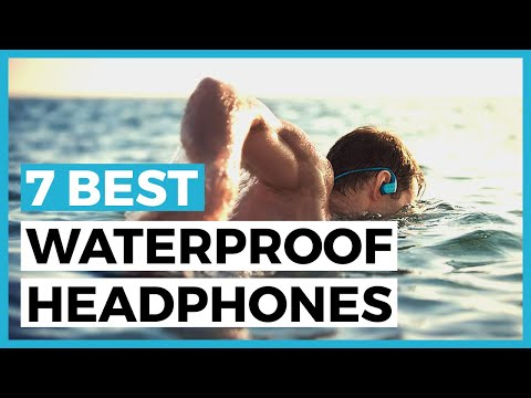 Best Waterproof Headphones in 2020 Choose the Best Waterproof Headphones & Earbuds for Swimmers