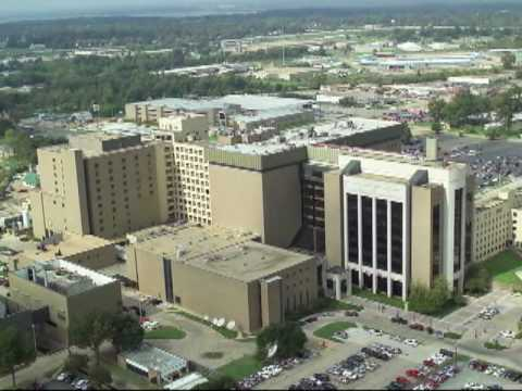 Louisiana State University Shreveport >> History Of Lsu Health Sciences Center Shreveport