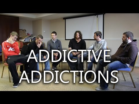 Addictive Addictions group meeting