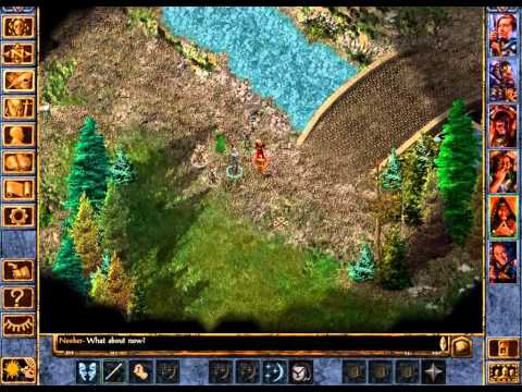 Let's Play Baldurs Gate Enhanced Edition 09: Minsc and Edwin