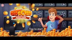 How to get Bitcoin Miner Farm Gameplay! IOS/Android #bitcoin #gameplay #totonkowogaming