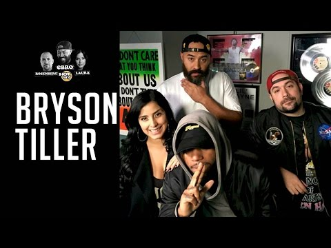 Bryson Tiller Talks Not Signing to OVO, Being In Love + The Celebrity Tweet That Made Him Scream!