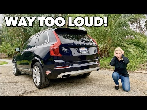 STRAIGHT PIPING MY MOM'S CAR PRANK! *Way Too Loud*