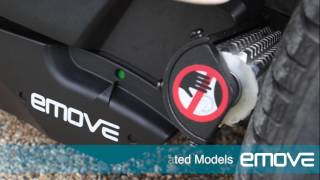 whats new with emove caravan movers