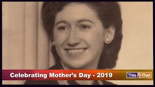 Happy Mothers Day - 2019